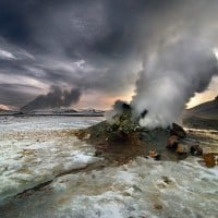 Namaskard Geothermal field, Akureyri Cruise tour